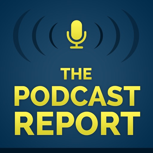 Cover image of The Podcast Report