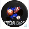 Triple Play Fantasy's Football Show artwork