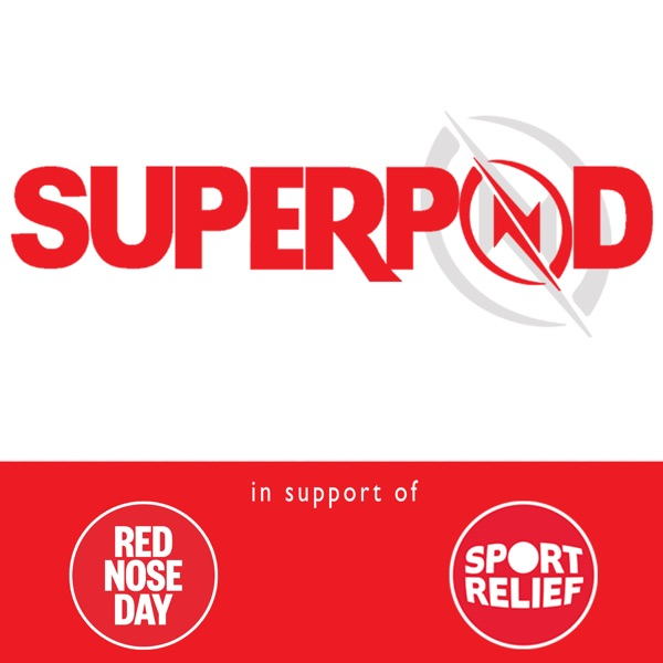 SuperPod: a live charity podcast event
