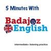 5 Minutes With Badajoz English artwork
