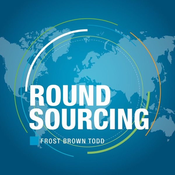 Roundsourcing: in a globalized world, opportunities for sourcing goods, services, talent, technology and ideas come from anywhere around the globe.