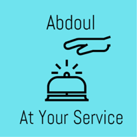 Abdoul: At Your Service podcast