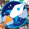 Manawaker Studio's Flash Fiction Podcast artwork