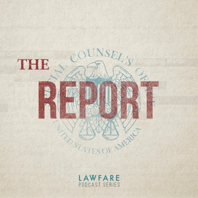 The Report:Lawfare & Goat Rodeo