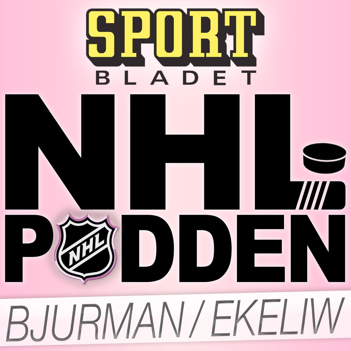 NHL-podden med Bjurman och Ekeliw