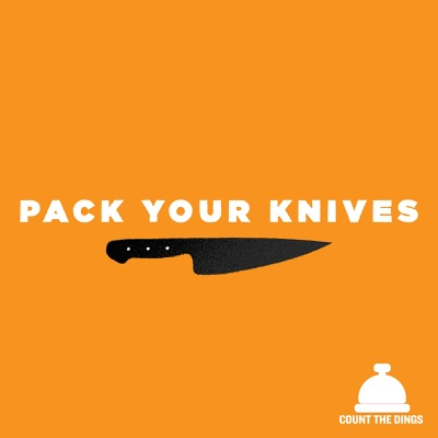 Pack Your Knives:Count The Dings