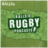 Rugby on Balls.ie artwork
