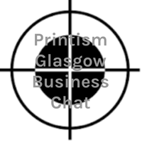 Printism Glasgow Business Chat podcast