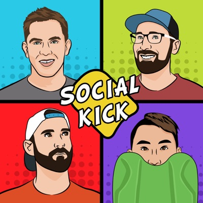 The Social Kick Podcast:The Social Kick