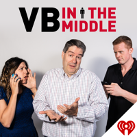 Podcast cover art for VB in the Middle