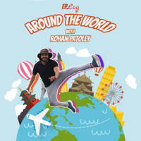 Around The World with Rohan Patoley podcast