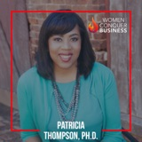 Why Mindfulness Makes You A Better Leader with Patricia Thompson, Ph.D. - TPP48