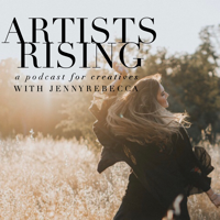 Artists Rising podcast