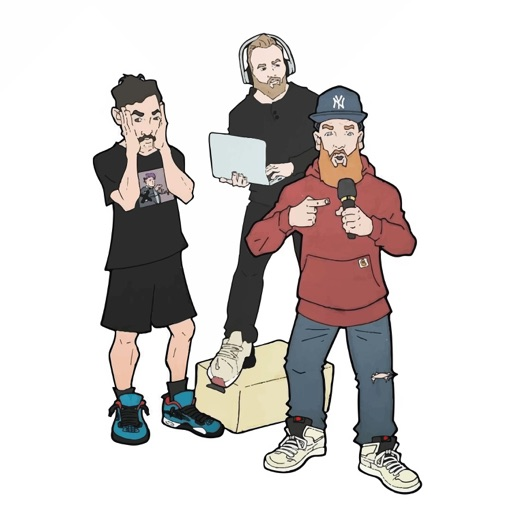 Cover image of Foamie & Buckets Unnamed Podcast