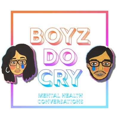 Boyz Do Cry | mental health conversations