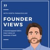 Founder Views - A bootstrapped CEO's views on business & SaaS artwork