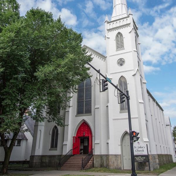 Weekly Sermons from St. John's Episcopal Church