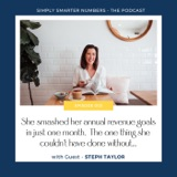 She smashed her annual revenue goals in just one month. The one thing Steph Taylor couldn't have done without...