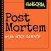 Post Mortem with Mick Garris artwork