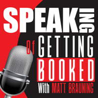 Speaking... of Getting Booked podcast
