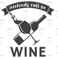 Weekends Call For Wine podcast