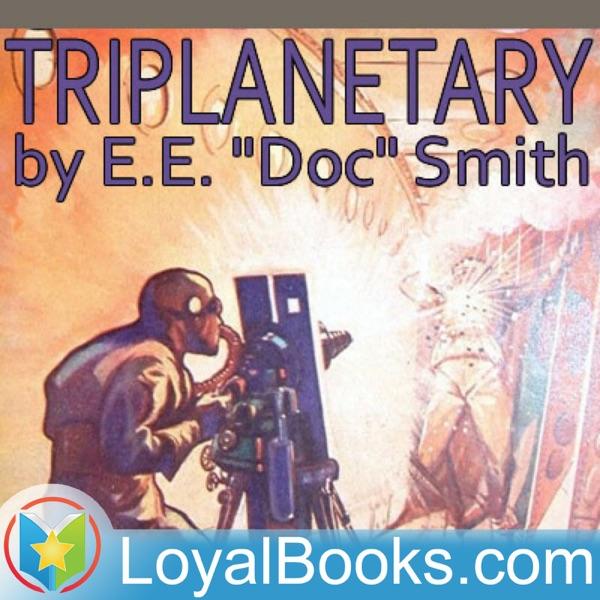 """Triplanetary by E.E. """"Doc"""" Smith"""
