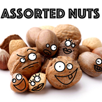 Assorted Nuts podcast