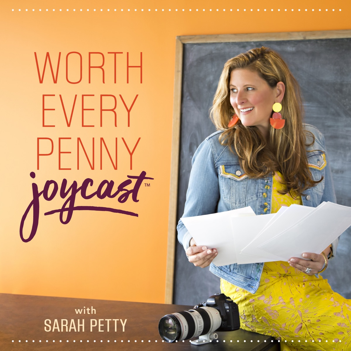 Worth Every Penny Joycast – Podcast – Sarah Petty Podcast for photographers