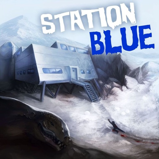 Cover image of Station Blue