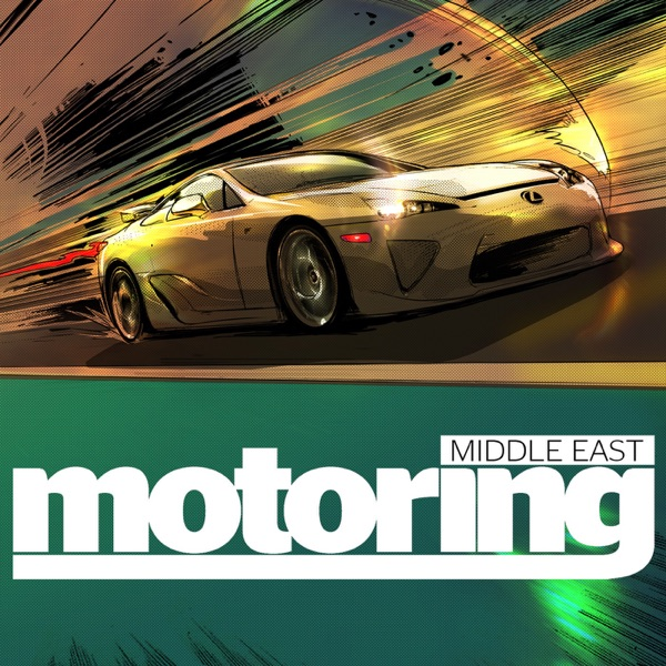 Motoring Middle East Podcast