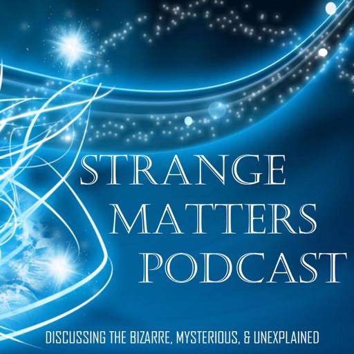Cover image of Strange Matters Podcast