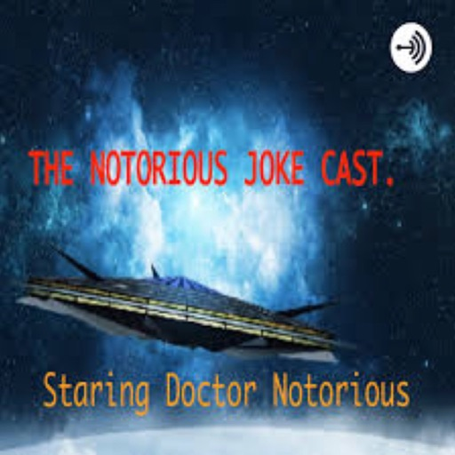 Cover image of The Notorious Jokecast
