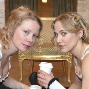 Anja och Julias podcast