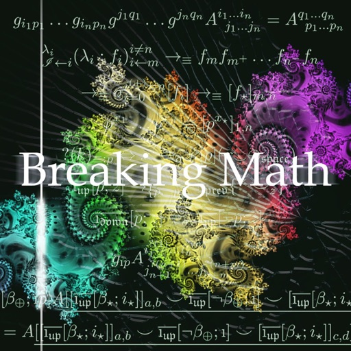 Cover image of Breaking Math Podcast