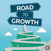 Podcast cover art for Road To Growth