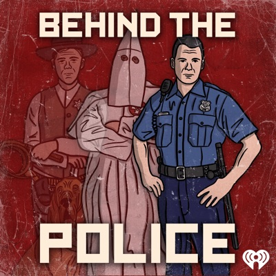 Behind the Police Trailer