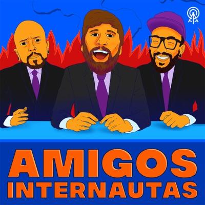 Amigos Internautas:AGÊNCIA DE PODCAST