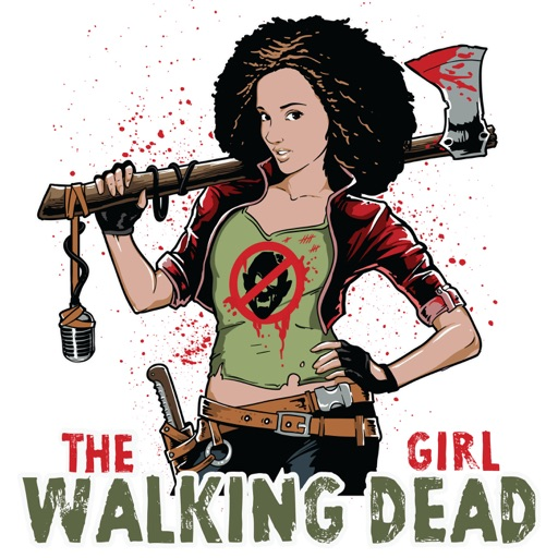 Cover image of The Walking Dead Girl Podcast