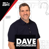 98.7 ESPN New York: Dave Rothenberg podcast