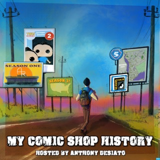 I Read Comic Books on Apple Podcasts