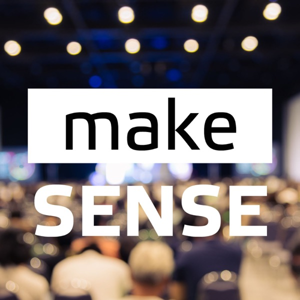 make sense podcast image
