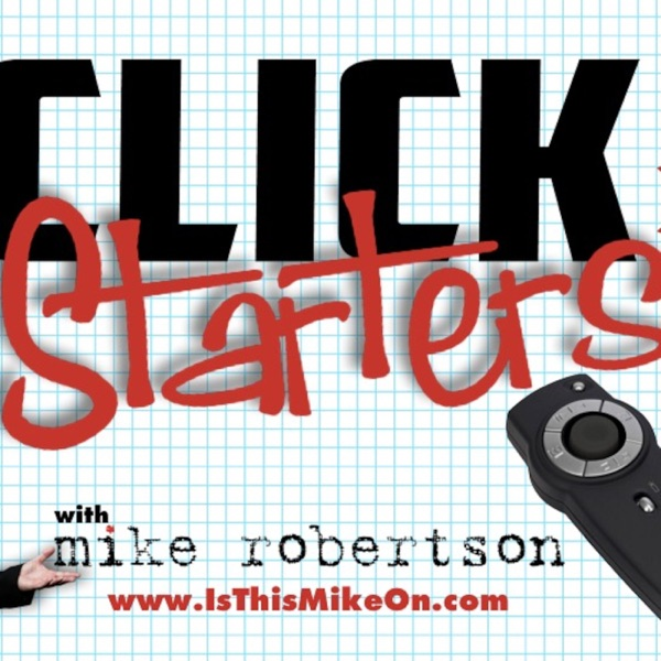 ClickStarters with Mike Robertson