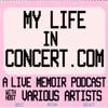 My Life in Concert.com artwork