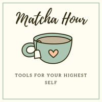 Podcast cover art for Matcha Hour | Meditation and Breathwork Tools