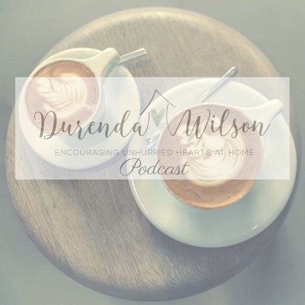 The Durenda Wilson Podcast