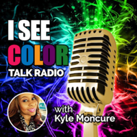 """""""I See Color-Outside The Lines""""  with Kyle Moncure"""