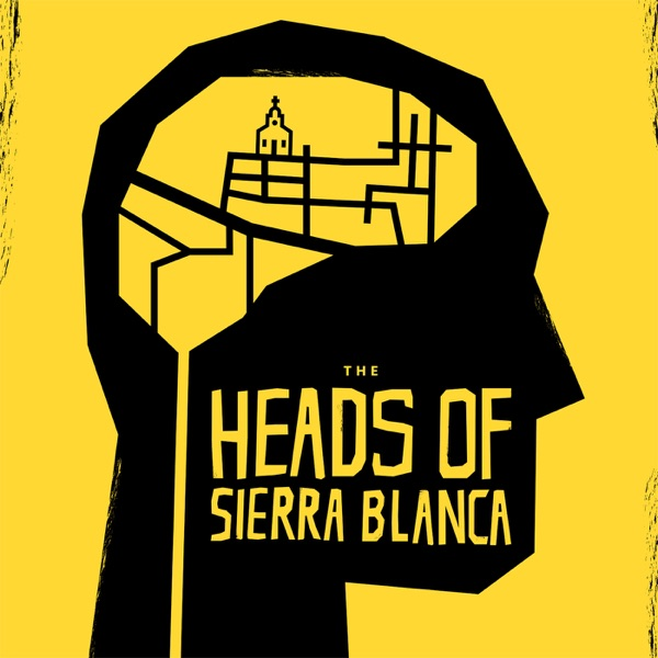 Heads of Sierra Blanca banner backdrop