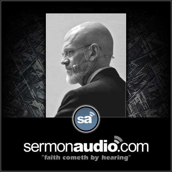 Dr. James White on SermonAudio banner backdrop