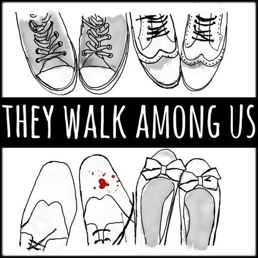 Cover image of They Walk Among Us - UK True Crime
