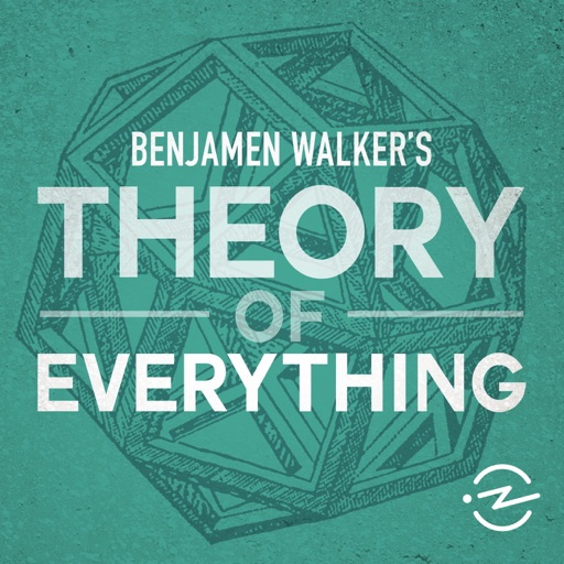 Cover image of Benjamen Walker's Theory of Everything